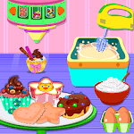 Snack Cooking Bakery icon