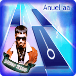 Anuel aa Piano Game icon