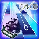 CNCO Piano Game icon