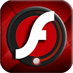 Flash Player For Android : Free for pc logo