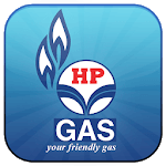 HP GAS App icon