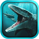 Talking Mosasaurus for pc logo