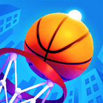 Color Dunk 3D icon