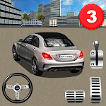 Multistory Car Crazy Parking 3D 3 for pc logo