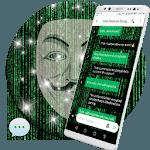 Hacker SMS Theme for pc logo
