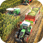 Farm Harvesting Sim 2017 icon