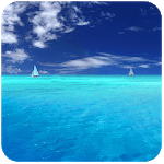 Calm Ocean Waves Sounds: Relax Music, White Noise icon