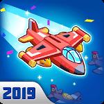 Merge Jet: Game Merge Airplanes Offline 2019 icon