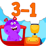 1st Grade Math Games - Learn Subtraction & Numbers icon