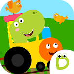 Dinosaur Train Game–Dino games for kids & toddlers icon