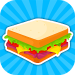 Kitchen Games - Fun Kids Cooking & Tasty Recipes for pc logo