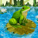 Frog Jumping Mania icon