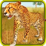 Cheetah Simulator 2018 3D icon