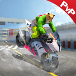 Bike Racing Stunts 2019 - Simbaa Racer icon