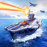 Sea Fortress - Epic War of Fleets for pc logo