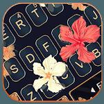 Autumn Floral Keyboard Theme icon