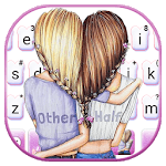 Bff Friends Keyboard Theme icon