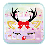 Christmas Reindeer Keyboard Theme icon