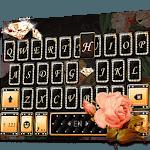 Fancy Floral Keyboard Theme icon