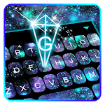Galaxy 3D Keyboard Theme icon