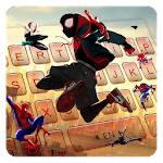 Into The Spider Verse Keyboard Theme for pc logo