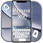 Phone XR Keyboard icon