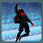 Spider Man Miles Keyboard Theme icon