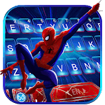 Spider-Man: Spiderverse Keyboard Theme for pc logo