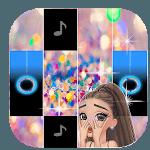 Ariana Grande Piano Tiles icon