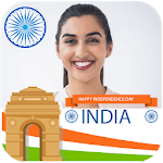 India Independence Day: 15 August Photo Frames icon