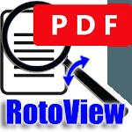 RotoView PDF Reader icon