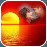Sunset Sunrise Photo Frames montage editor icon