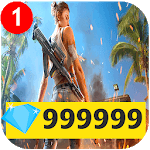 Diamonds for Free Fire 2019 [Tips] icon