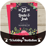 Wedding Invitation Cards Maker icon