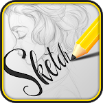 Pencil Sketch icon