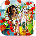 Radha Krishna Photo Frames icon