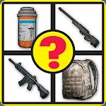 Guess The PUBG Guns & Items icon