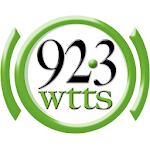 92.3 WTTS for pc logo