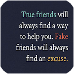 Fake Friends Quotes icon