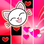 Kitty Heart Piano Tiles icon