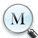 Magnifying Glass - Magnifier Free + Flashlight icon