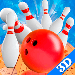 Real Bowling King 2018 for pc logo