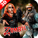 Zombie Horde Defense : Apocalypse Survival icon