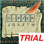 Cryptogram Puzzles Free Trial for pc logo