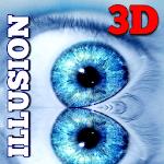 Visual 3D Optical Illusion icon
