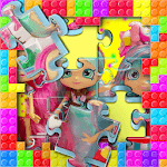 Jigsaw Shopkins Kids icon