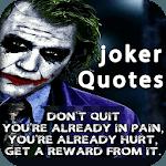 Joker Quotes icon