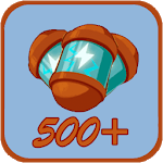Coins and spins Master Daily icon
