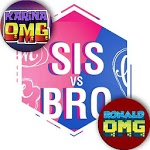 SIS vs BRO | GamerGirl | ronaldOMG icon