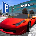 In-Car Mall Parking Simulator icon